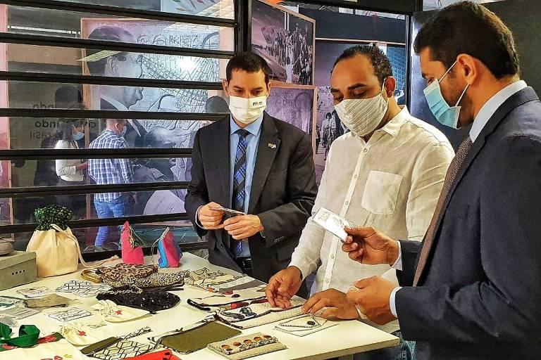 Pela 1ª vez, consulados de Israel e Emirados Árabes fazem ação conjunta em SP