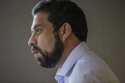 Folha e UOL sabatinam às 11h Guilherme Boulos (PSOL), candidato a prefeito de SP