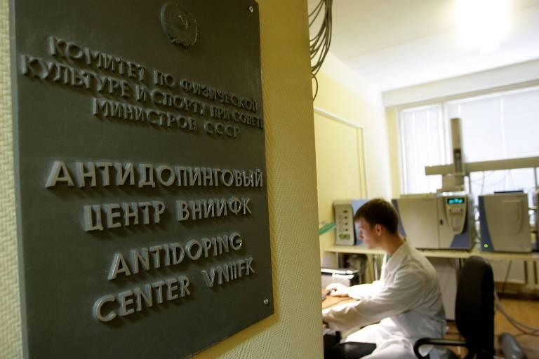 Técnico de laboratório antidoping de Moscou, que está no centro de uma escândalo que abalou o esporte internacional nos últimos anos