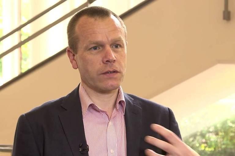 William Stewart, neurocientista e pesquisador da Universidade de Glasgow