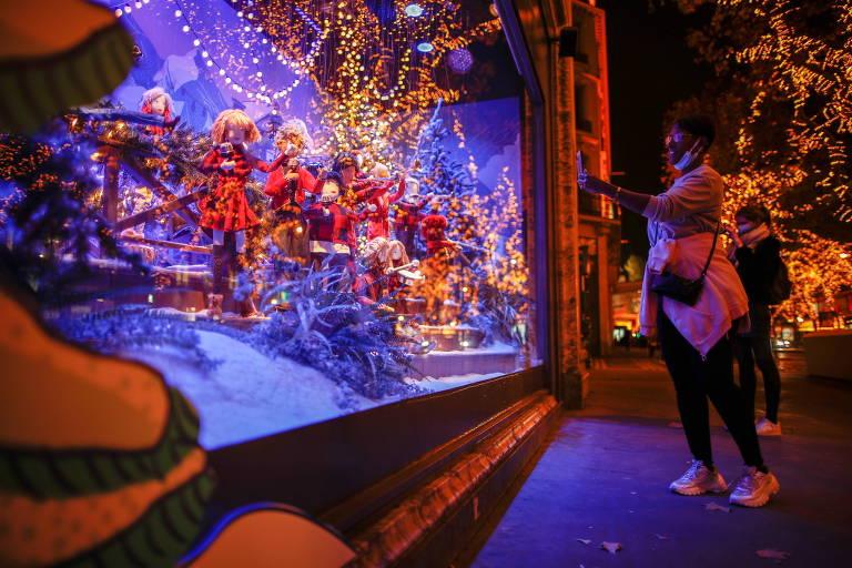 Lojistas europeus temem aperto do lockdown na temporada de Natal