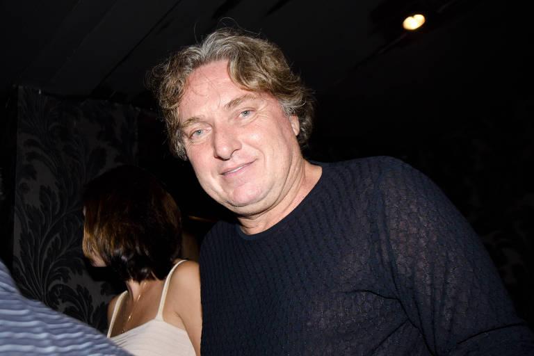 Saul Klein, ex-doador do São Caetano, em foto de 2012