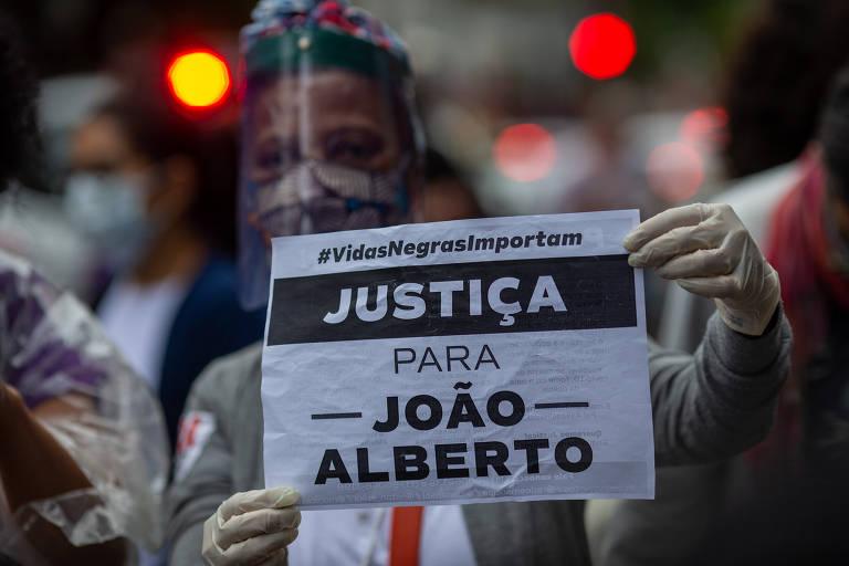 Protestos contra o homicídio de João Alberto Silveira Freitas