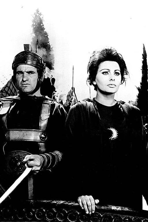 Veja filmes da estrela Sophia Loren