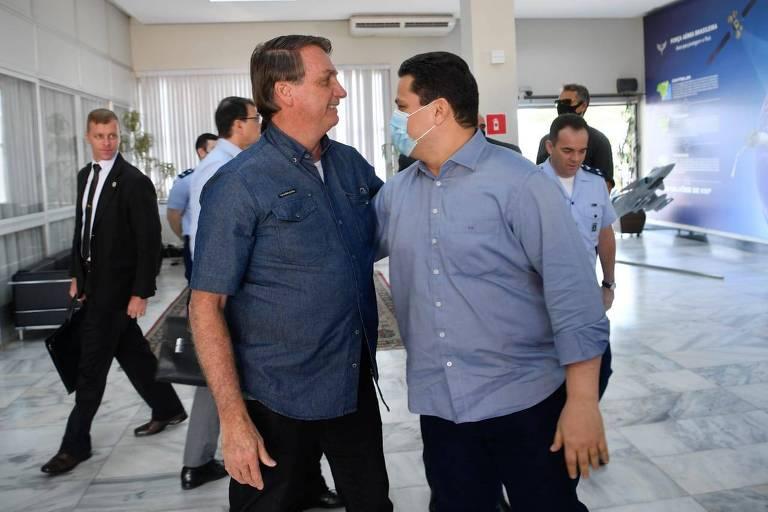 Bolsonaro diz que afetados por apagão no Amapá serão compensados na conta de luz