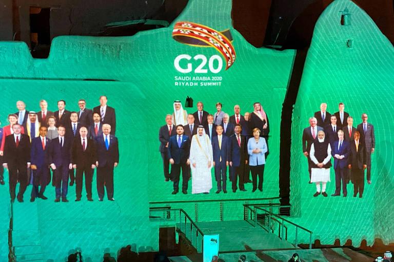 G20 afirma que não poupará esforços para acesso global à vacina contra a Covid-19