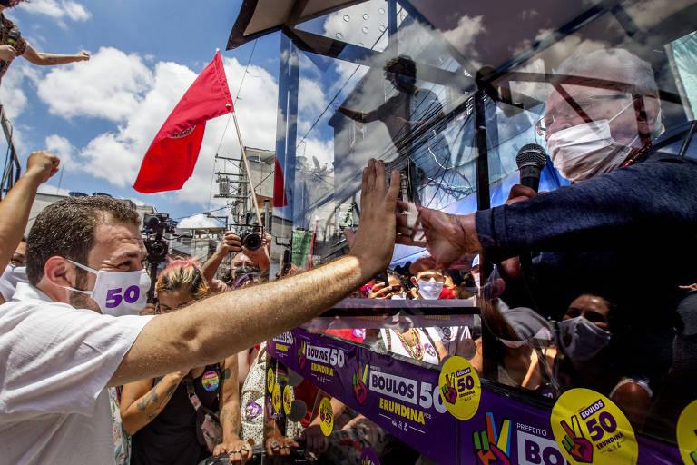 Esquerda entrou fragmentada no Rio e em São Paulo, com resultados diferentes