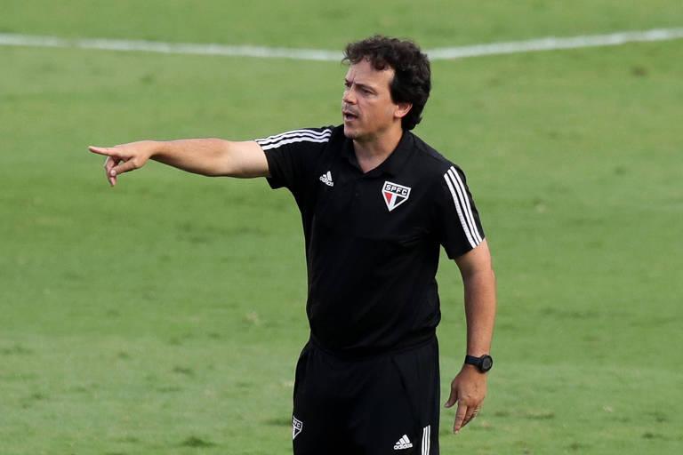 Em dezembro de 2020, Diniz vive seu auge no São Paulo. Após ter eliminado o Flamengo da Copa do Brasil no mês anterior, o clube tricolor assumiu a liderança do Campeonato Brasileiro