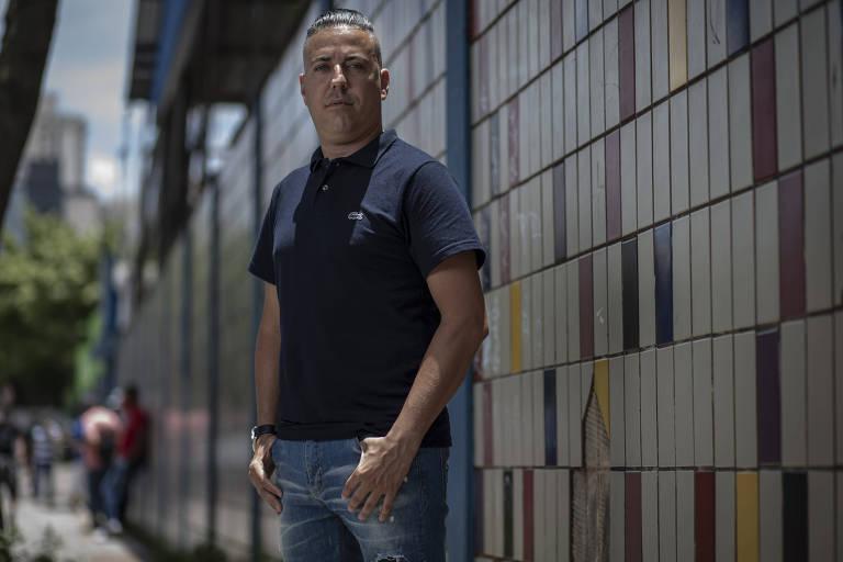 Danilo do Posto de Saúde (Podemos), eleito vereador de SP