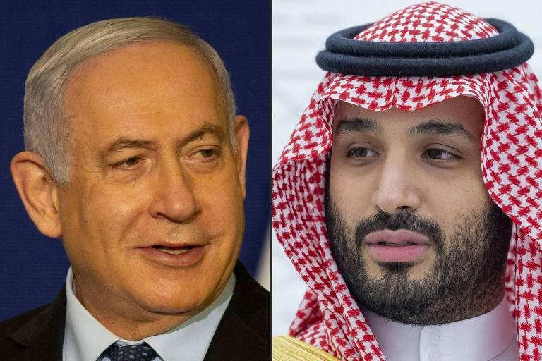Encontro de líderes de Israel e da Arábia Saudita marca nova etapa no Oriente Médio