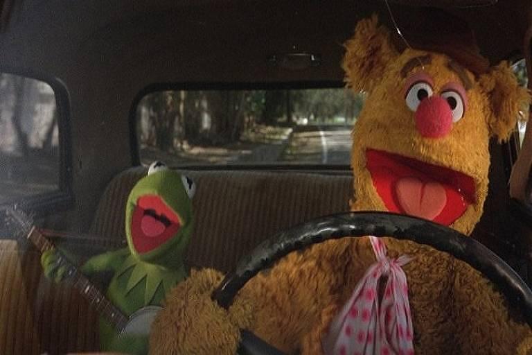 """Cena de """"Muppets - O Filme"""" (1979), de James Frawley"""
