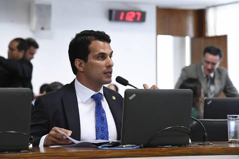 Modelo acusa o senador Irajá Silvestre Filho (PSD) de estupro