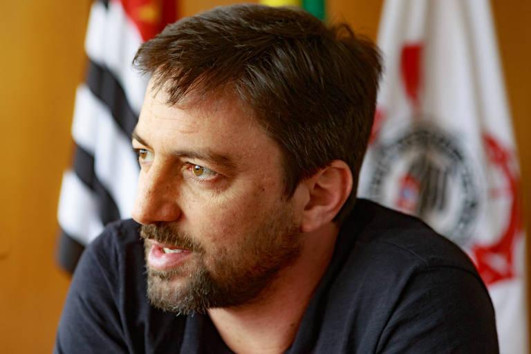 Duilio Monteiro Alves, ex-diretor de futebol do Corinthians e candidato à presidência do clube