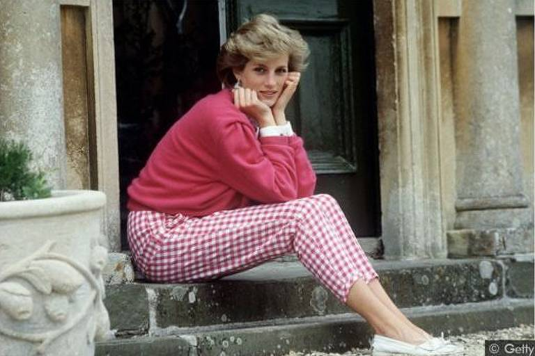 A princesa Diana está entre as muitas mulheres que passaram por momentos difíceis como membro da família real