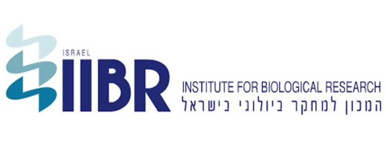 logo da empresa institute for biological research israel