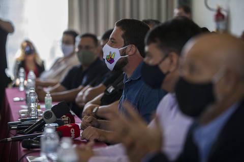 Boulos se reúne com empresários e busca quebrar resistências na Faria Lima