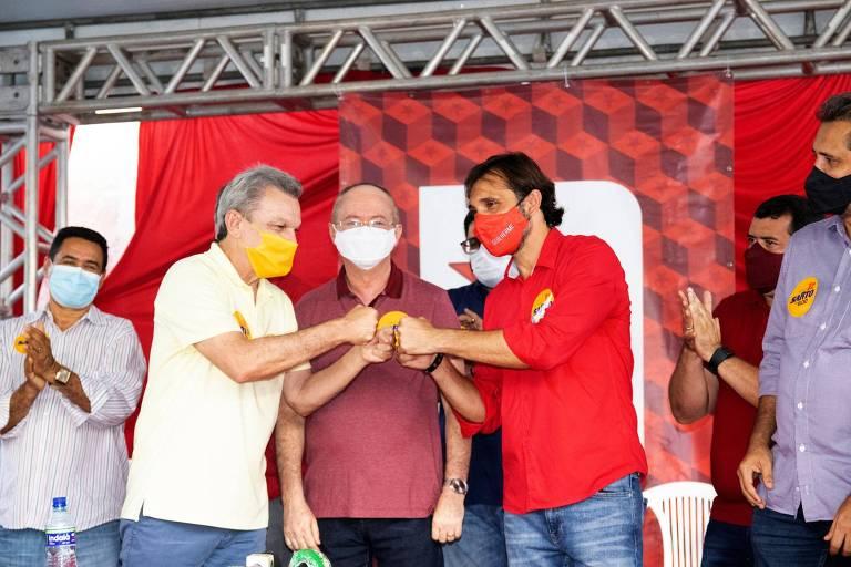Formação de frente contra Bolsonaro surge como experiência em Fortaleza