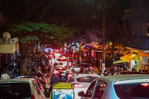 Com salto de 22% nas internações por Covid em SP, conselheiros de Doria pedem para endurecer quarentena
