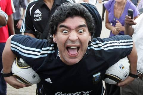 Maradona é tão amado por ter sido o mais humano dos imortais