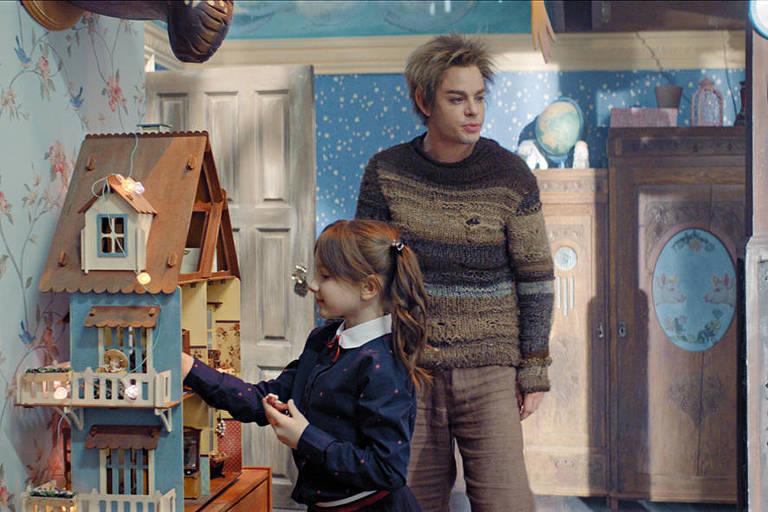 "Cena de ""Meu Querido Elfo"" (2020), de Evgeniy Bedarev"