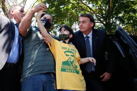 'Dados são realmente fantásticos', diz Bolsonaro sobre PIB com resultado abaixo da projeção do mercado