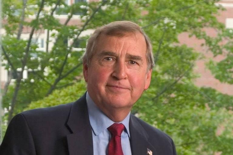 Graham Allison, cientista político e professor de Harvard