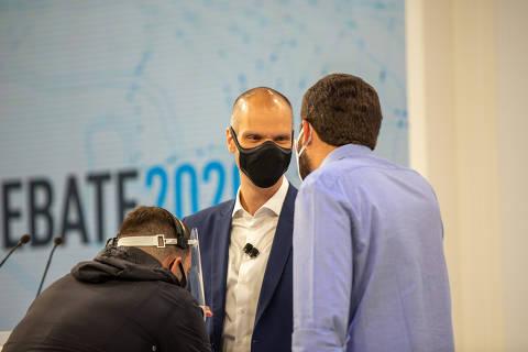 Eleições municipais têm 'ressaca' de 2018, marcado por brigas sobre política