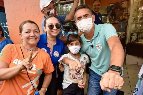 Cortina da história política do Amazonas se fecha para caciques, diz David Almeida