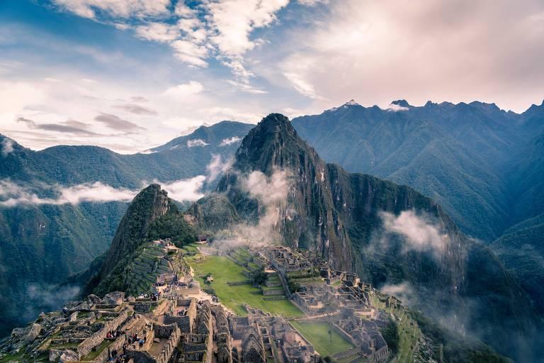 Turismo em Machu Picchu