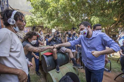 Boulos pode abrir palanque para mais de um candidato a presidente em troca de apoio ao governo de SP