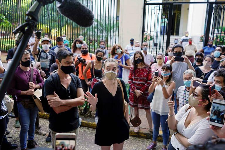 Governo cubano rompe negociações com artistas sobre liberdade de expressão