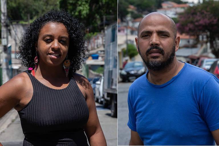 Apoiadores de Covas apontam radicalismo de Boulos; psolistas veem elitismo em tucano