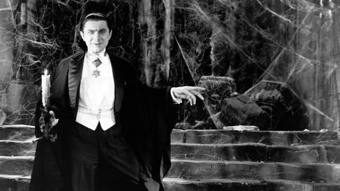 """Cena de """"Drácula"""" (1931), de Tod Browning"""