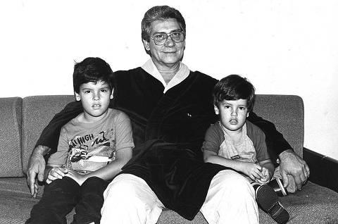 Mário Covas, avô de Bruno, fez de seu câncer assunto público, mas gravidade da doença foi amenizada