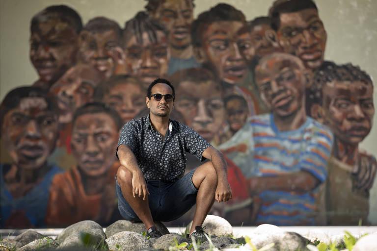 André Lemos, dramaturgo, educador e ativista que foi condenado a um ano e 15 dias de prisão por desacato a autoridade