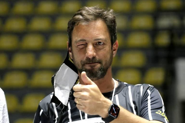 Duilio Monteiro Alves, presidente eleito do Corinthians