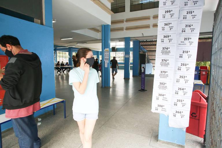 2º turno das eleições municipais 2020