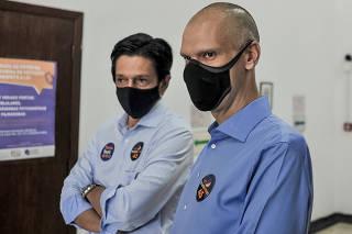 Eleicoes Municipais,segundo turno