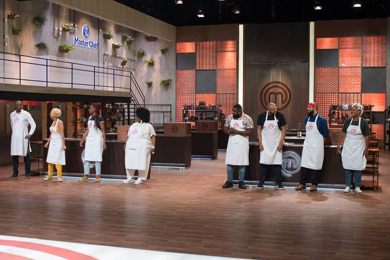 Participantes do 21º episódio de MasterChef