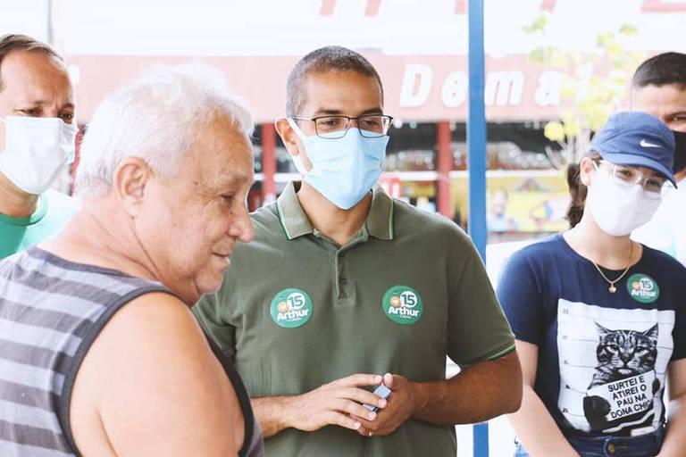 Atual vice, Arthur Henrique (MDB) é eleito prefeito de Boa Vista