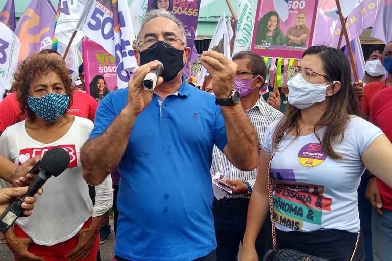 PSOL e PT fazem de Belém laboratório para futuras alianças