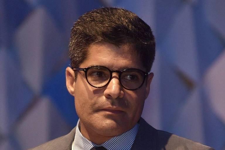 O prefeito de Salvador e presidente do DEM, Antônio Carlos Magalhães Neto