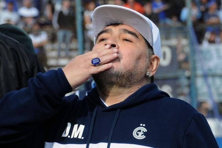 Processos de paternidade em Cuba podem afetar divisão da herança de Maradona