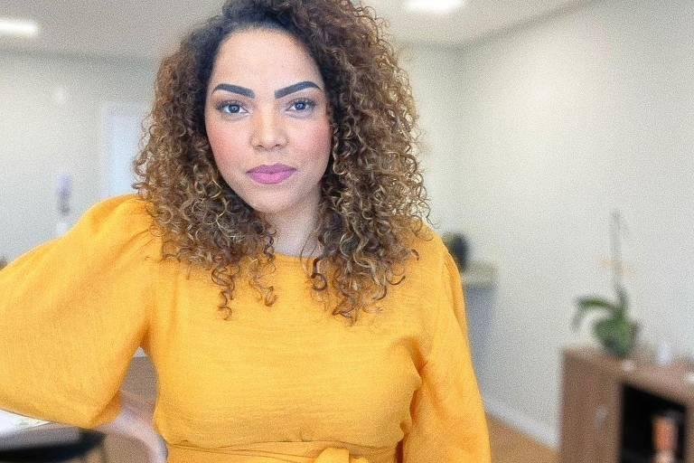 Esta é Suéllen Rosim, prefeita eleita de Bauru (SP)