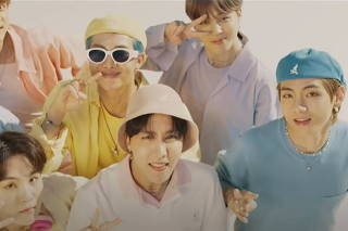 Costumes worn by BTS in 'Dynamite' music video go up for auction