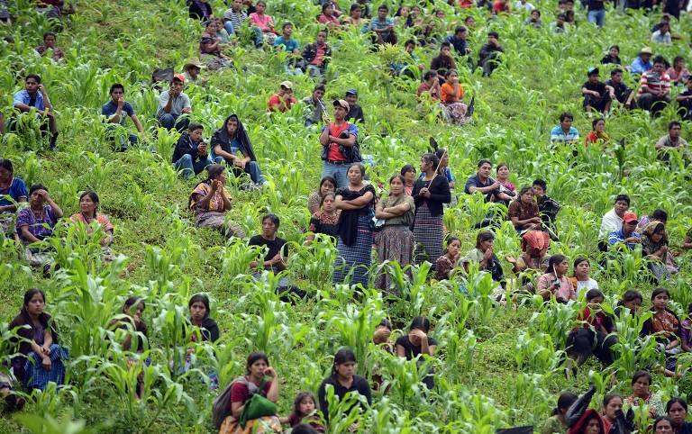 Mobilizações sociais na América Central