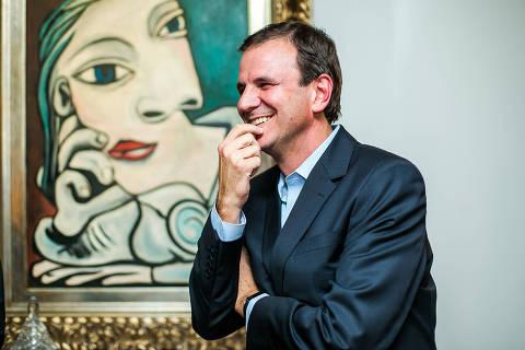 Não vou rivalizar com Bolsonaro e farei mais política, diz Eduardo Paes, prefeito eleito do Rio