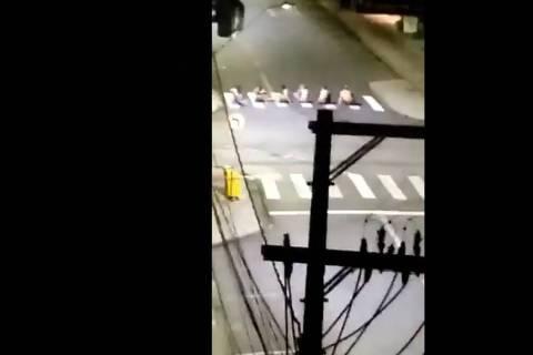 Quadrilha invade Criciúma (SC) para assaltar agências bancárias; população relata terror