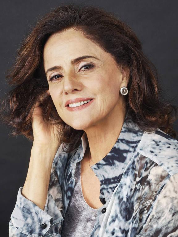 Retrato da atriz Marieta Severo