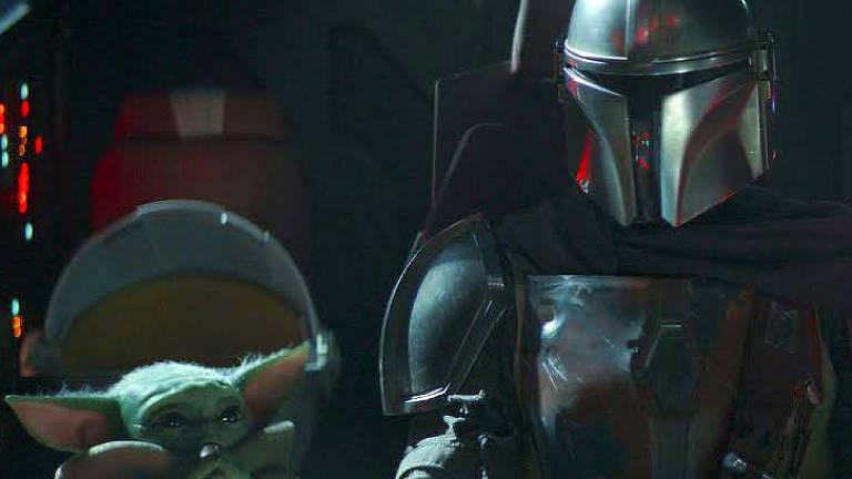 Imagens da série Star Wars: The Mandalorian